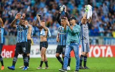 Grêmio está na semifinal da Libertadores da América