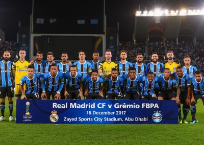 Gremio x Real Madrid