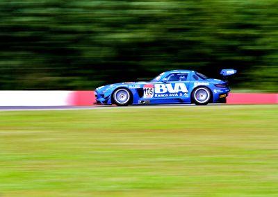 Treino equipe BVA Racing Team