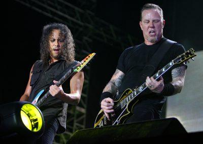 Show Metallica  {year}
